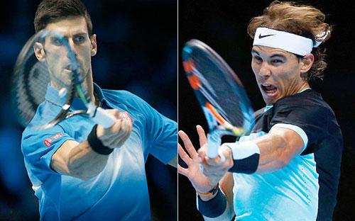 Djokovic - Nadal: Đầy bản lĩnh (BK Indian Wells) - 1