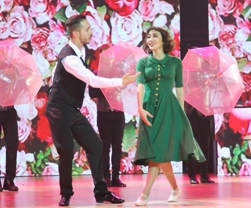 Lâm Chi Khanh bất ngờ bỏ thi Bước nhảy hoàn vũ - 2