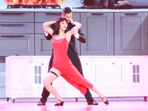 Lâm Chi Khanh bất ngờ bỏ thi Bước nhảy hoàn vũ - 4