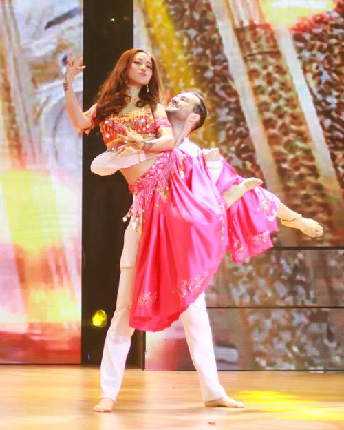 Lâm Chi Khanh bất ngờ bỏ thi Bước nhảy hoàn vũ - 5