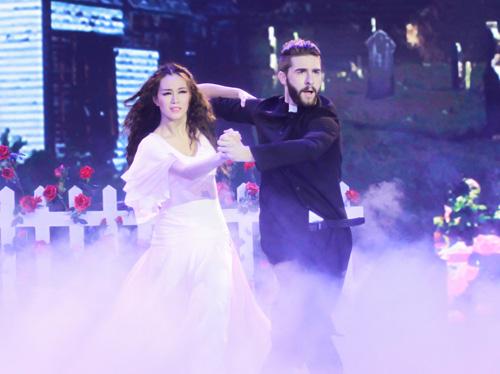 Lâm Chi Khanh bất ngờ bỏ thi Bước nhảy hoàn vũ - 7