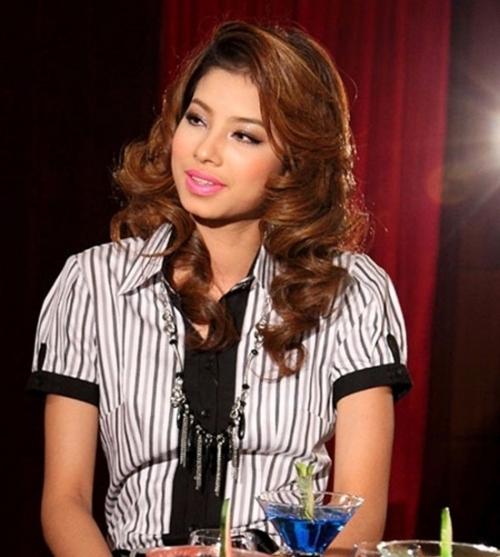 Nhan sắc mộc mạc thuở chưa nổi tiếng của dàn Hoa hậu Việt - 3