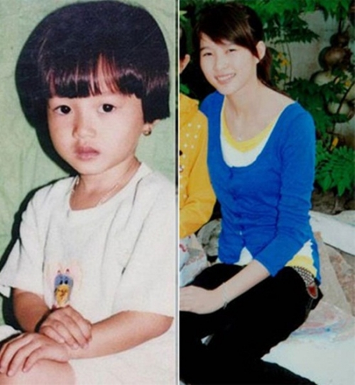 Nhan sắc mộc mạc thuở chưa nổi tiếng của dàn Hoa hậu Việt - 9