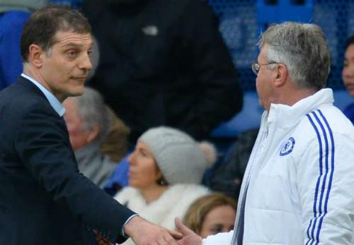 Chelsea thoát thua, Hiddink khẩu chiến gay gắt Bilic - 2