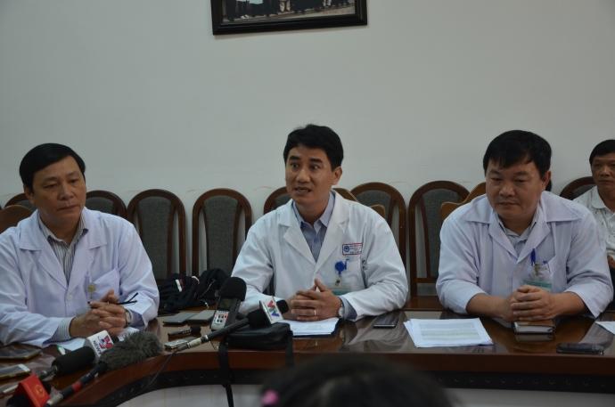 Mổ chân tử vong: BV Đà Nẵng hỗ trợ 100 triệu đồng - 2