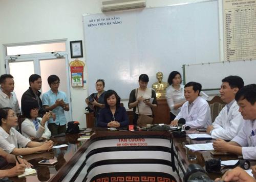 Mổ chân tử vong: BV Đà Nẵng hỗ trợ 100 triệu đồng - 1