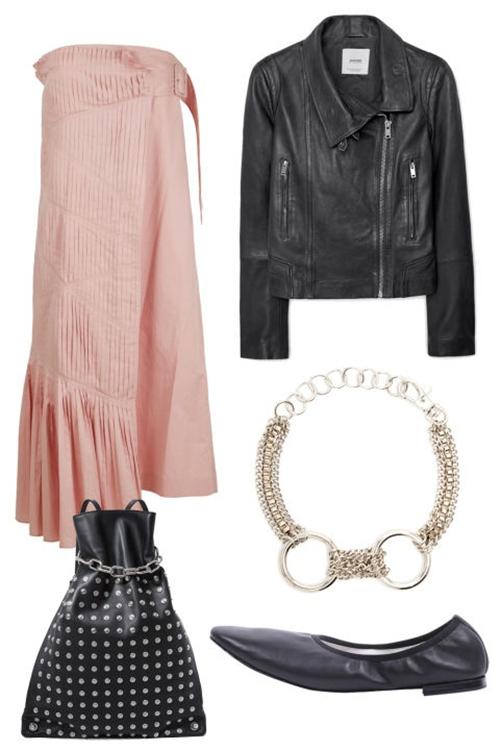 5 cách mặc để màu hồng không còn làm khó bạn - 2