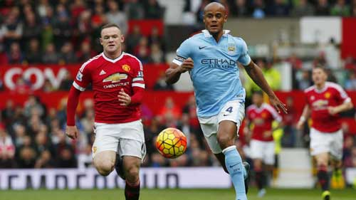 Man City vs Man utd - 2
