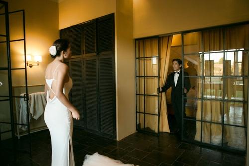 Cận cảnh đám cưới xa hoa của Trang Lạ và chồng Việt kiều - 16