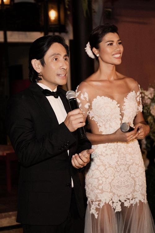 Cận cảnh đám cưới xa hoa của Trang Lạ và chồng Việt kiều - 19