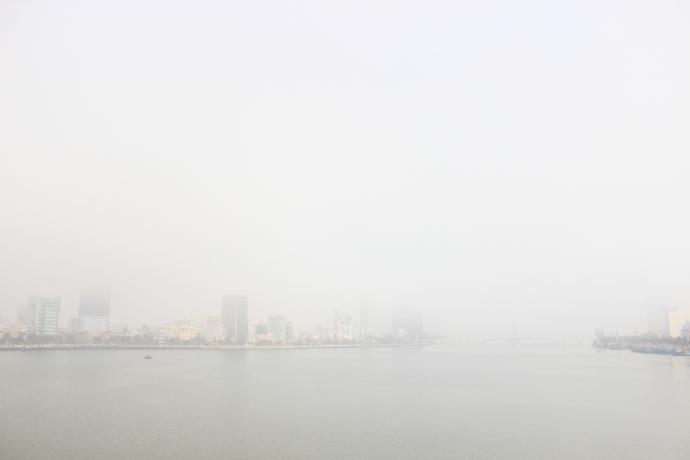 Đà Nẵng bỗng dưng chìm trong sương mù - 7