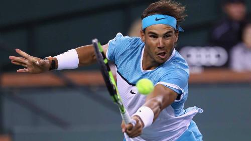 Chỉ thoáng thấy hy vọng từ Nadal trước Djokovic - 1