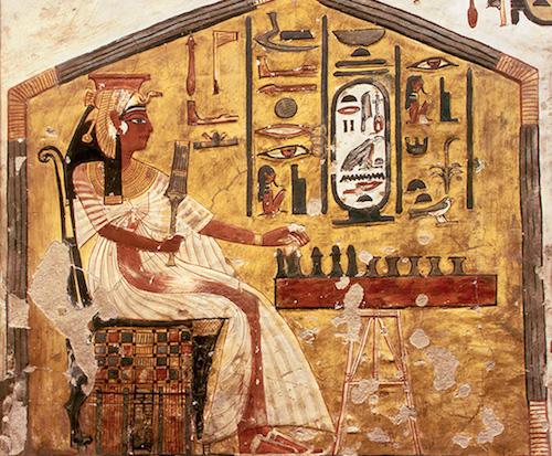 Căn phòng bí ẩn trong hầm mộ Hoàng đế Ai Cập - 4
