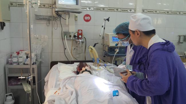 Cập nhật tình hình nạn nhân vụ nổ ở Văn Phú - 2