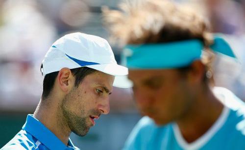 """Hạ Nadal, Djokovic không dám xem thường """"máy bắn bóng"""" - 1"""