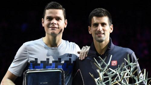 """Hạ Nadal, Djokovic không dám xem thường """"máy bắn bóng"""" - 2"""