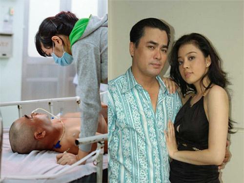 """3 người vợ """"chiến binh"""" bên sao Việt lúc trọng  bệnh - 11"""