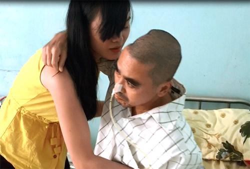 """3 người vợ """"chiến binh"""" bên sao Việt lúc trọng  bệnh - 12"""