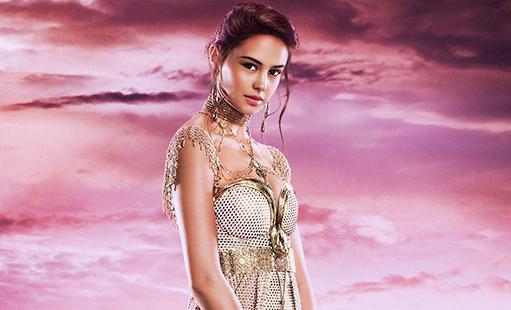 """2 mỹ nhân đẹp nhất trong phim """"Những vị thần Ai Cập"""" - 1"""