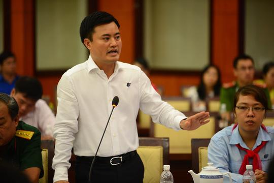 Ông Đinh La Thăng đề nghị kiểm điểm giám đốc một số sở - 2