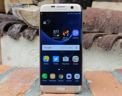 Đánh giá chi tiết Samsung Galaxy S7 Edge - 1