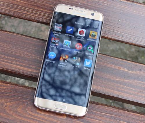 Đánh giá chi tiết Samsung Galaxy S7 Edge - 8