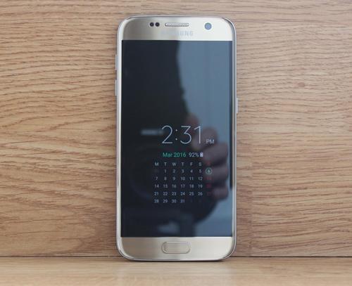 Đánh giá chi tiết Samsung Galaxy S7 Edge - 2