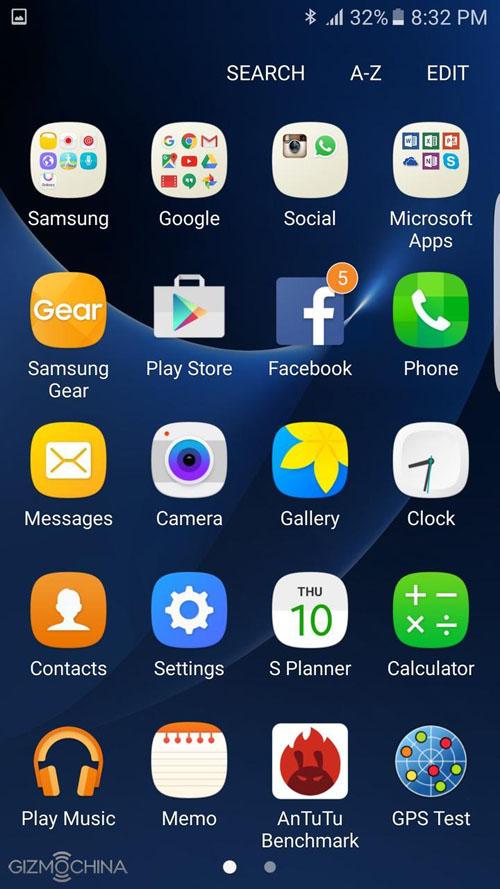 Đánh giá chi tiết Samsung Galaxy S7 Edge - 4