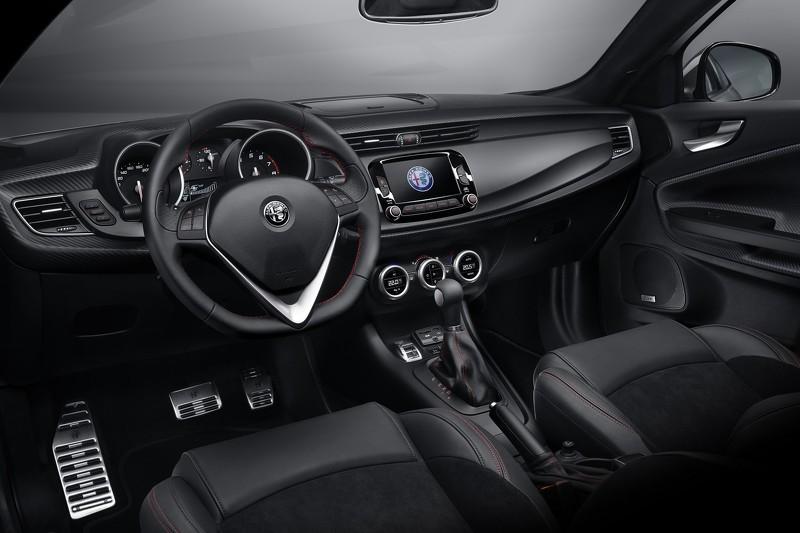 Alfa Romeo Giulietta bản nâng cấp cung cấp nhiều tùy chọn động cơ - 5