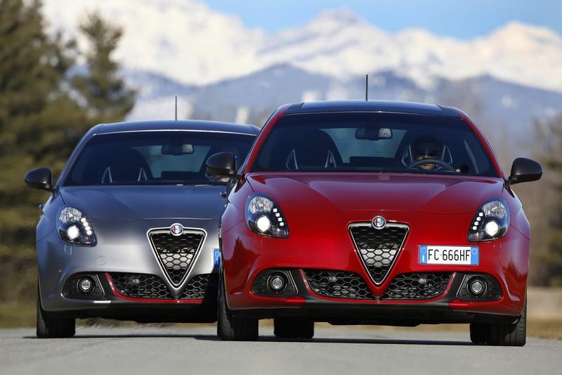 Alfa Romeo Giulietta bản nâng cấp cung cấp nhiều tùy chọn động cơ - 7