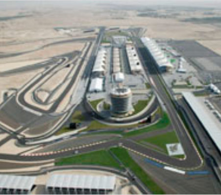 Lịch thi đấu F1: Bahrain GP 2016 - 2
