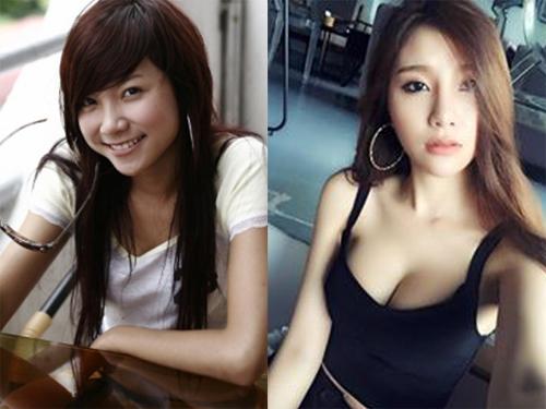 Vẻ sexy của bộ ba hot girl đình đám Hà thành một thời - 8