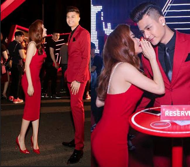 Cặp đôi đang gây xôn xao dư luận nhất hiện nay là Hoàng Thùy Linh và Vĩnh Thụy.