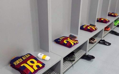Chi tiết Villarreal - Barca: 1 điểm xứng đáng (KT) - 13
