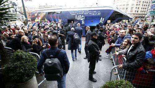 Chi tiết Villarreal - Barca: 1 điểm xứng đáng (KT) - 11