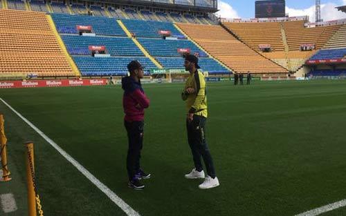 Chi tiết Villarreal - Barca: 1 điểm xứng đáng (KT) - 12
