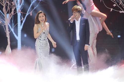 Noo Phước Thịnh chịu chơi nhất chung kết The Remix 2016 - 6