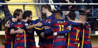 Chi tiết Villarreal - Barca: 1 điểm xứng đáng (KT) - 6