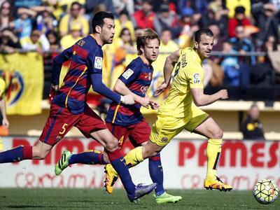 Chi tiết Villarreal - Barca: 1 điểm xứng đáng (KT) - 7