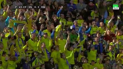 Chi tiết Villarreal - Barca: 1 điểm xứng đáng (KT) - 4