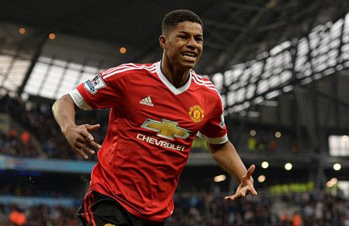 Man City - MU: Kỷ lục gia trẻ tuổi - 1