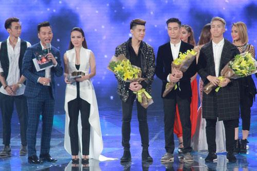 Noo Phước Thịnh chịu chơi nhất chung kết The Remix 2016 - 3