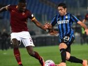 Bóng đá - AS Roma - Inter: Đau đầu với hàng công