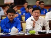 Tin tức Việt Nam - Ông Đinh La Thăng đề nghị kiểm điểm giám đốc một số sở