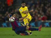 Bóng đá - Villarreal - Barca: Tinh thần máu lửa