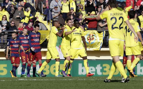 Video Barca vs Villareal - 1