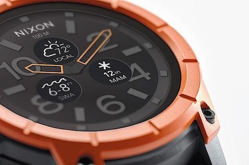 """Đồng hồ thông minh """"lặn"""" sâu đến 100m - 1"""