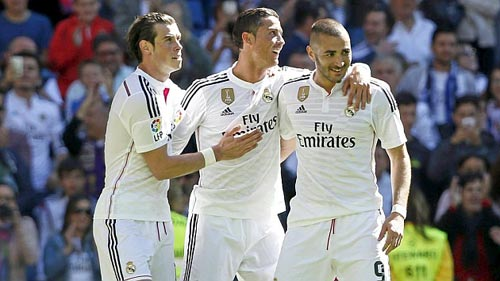 Chi tiết Real - Sevilla: Đến lượt Jese lập công (KT) - 9