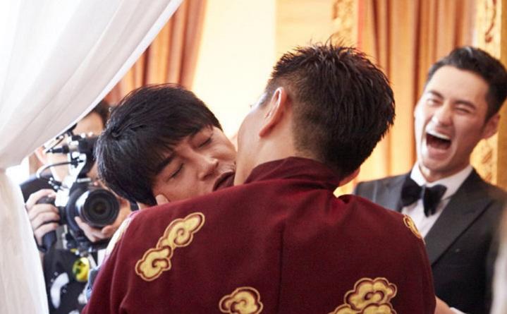 Những hình ảnh đẹp nhất trong đám cưới Lưu Thi Thi - 5