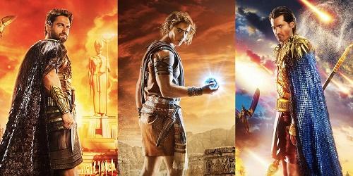 """3 mỹ nam phim """"Những vị thần Ai Cập"""" đốn tim phái đẹp - 1"""